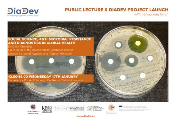 DiaDev Launch: Diagnostics in Global Health