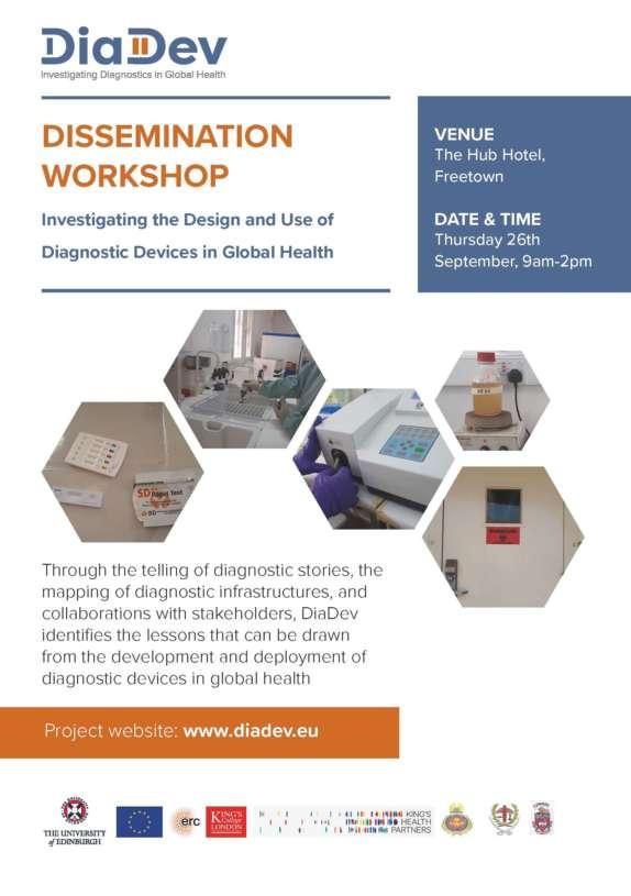 Dissemination Workshop