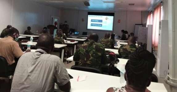 DiaDev's Research Findings Sharing Workshop