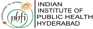 Indian Institute of Public Health Hyperbad